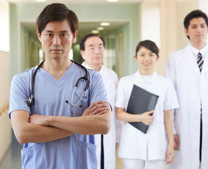 医療介護業