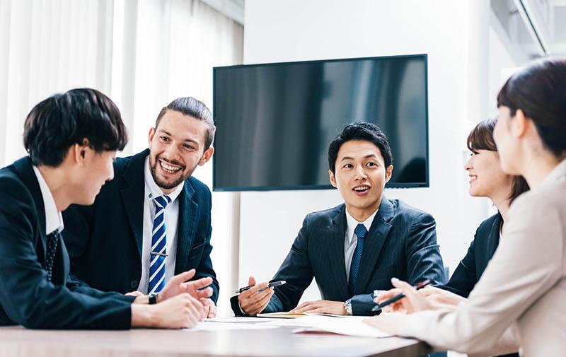 日本のルール・ビジネスマナーの理解